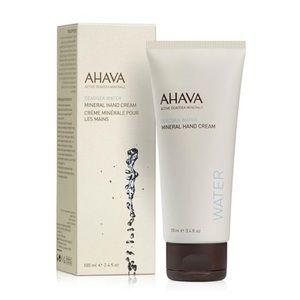 AHAVA Dead Sea Water Mineral Hand Cream NIB